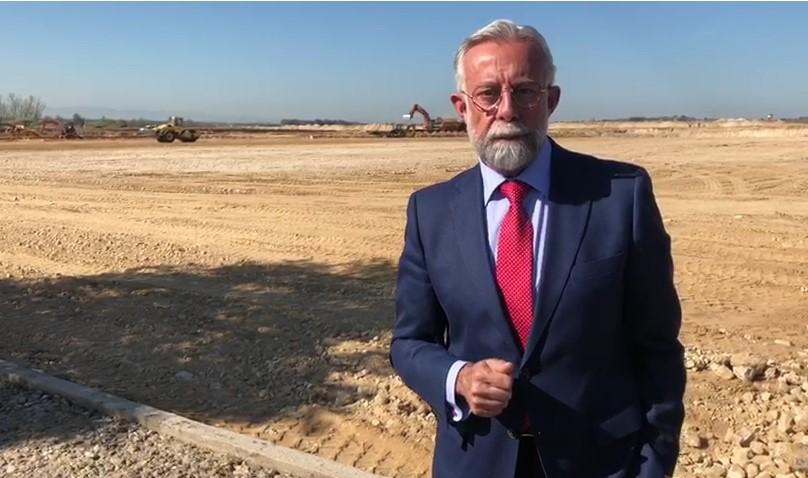 Jaime Ramos video Torrehierro