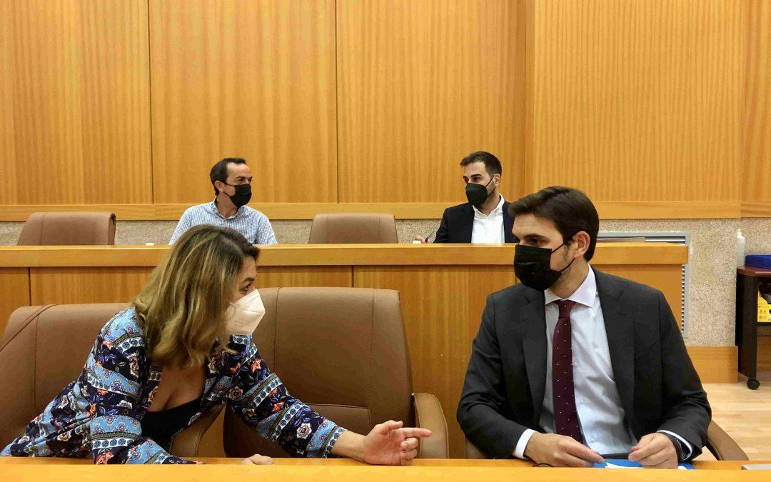 El PP lamenta que la alcaldesa renuncie a liderar el impulso nacional al Camino Real de Guadalupe