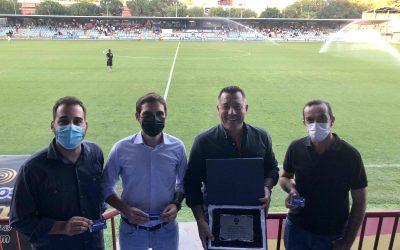 El PP traslada su apoyo al proyecto deportivo del CF Talavera