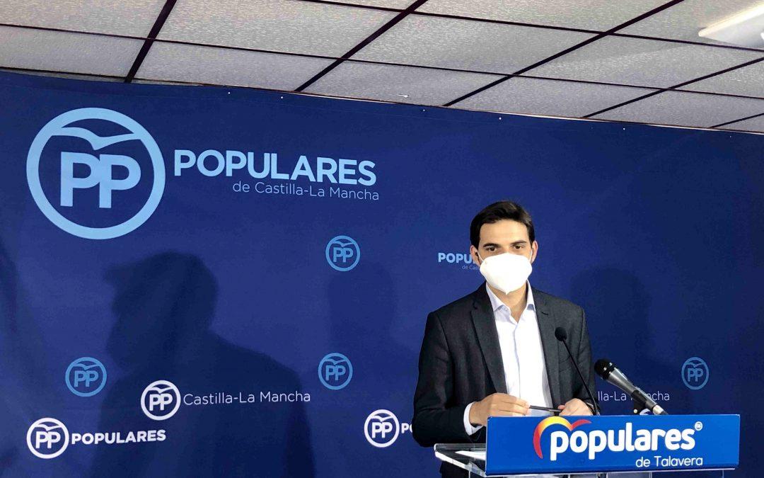 """Serrano pregunta al PSOE: """"¿Cómo es posible que unas 'no ferias' cuesten lo mismo que en 2019?"""""""