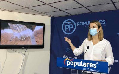 """El PP plantea al Pleno un Plan Integral de Limpieza Viaria y Recogida de Residuos """"por el abandono y suciedad"""" de Talavera"""