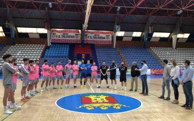 El PP agradece al Soliss FS Talavera su aportación deportiva y social y le traslada su apoyo para la nueva temporada