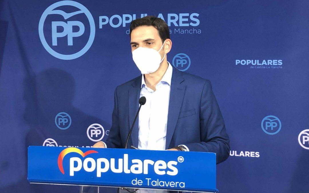 """Serrano: """"Vamos camino de una legislatura perdida para la plataforma logística"""""""