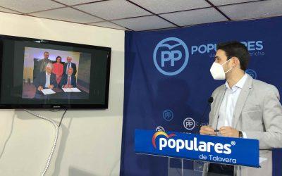 Serrano recuerda al PSOE la Carta de Intenciones firmada por MSC y pregunta qué se trajo Page de Portugal