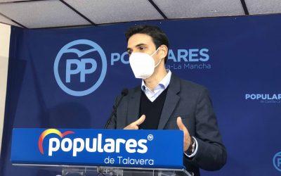 """El PP llevará a Pleno """"el desprecio"""" de Pedro Sánchez a Talavera en los PGE"""
