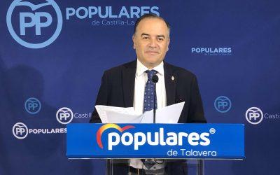 El PP realizará en el Senado una ofensiva de mociones para paliar la injusticia de los PGE para Talavera y su comarca