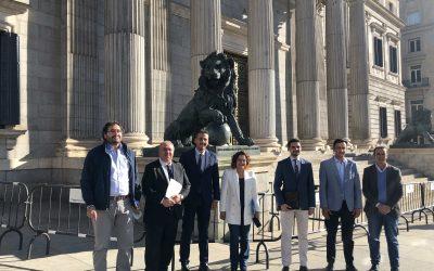 El PP se une en el Congreso para reclamar que el AVE Extremadura-Talavera-Madrid, aparezca en los PGE